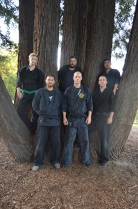 outdoor martial arts classes in santa rosa